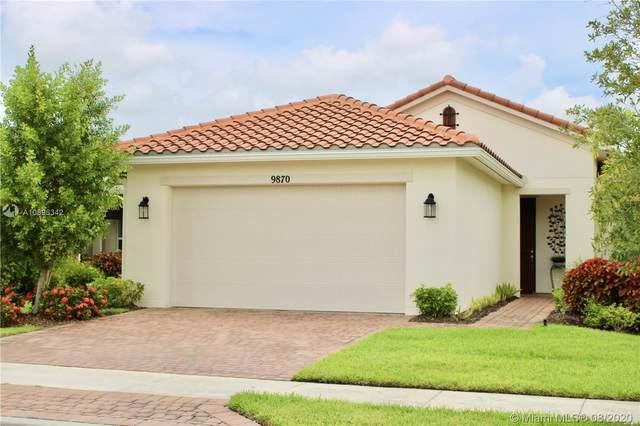 9870 SW Trumpet Tree Cir, Port Saint Lucie, FL 34987 (MLS #A10896342) :: Berkshire Hathaway HomeServices EWM Realty