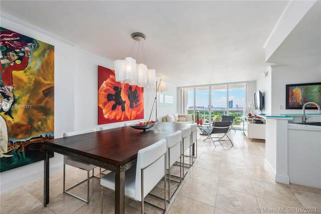 1900 Sunset Harbour Dr #1907, Miami Beach, FL 33139 (MLS #A10896372) :: Jo-Ann Forster Team