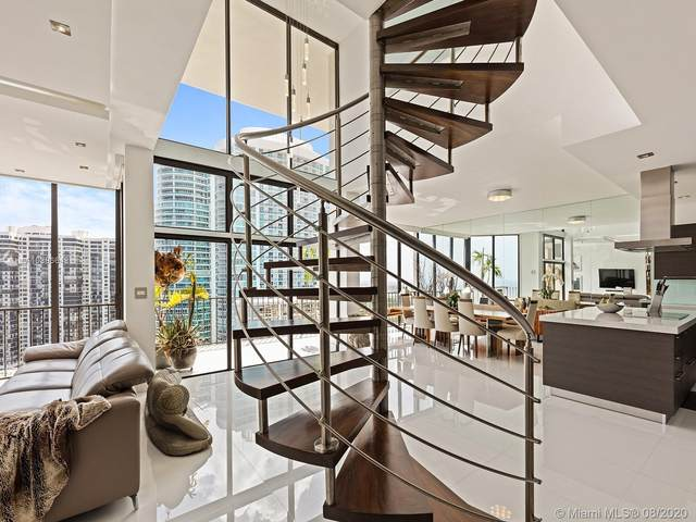 1925 Brickell Ave Dph7, Miami, FL 33129 (MLS #A10896648) :: Ray De Leon with One Sotheby's International Realty