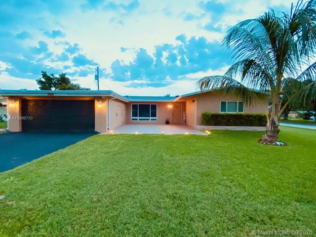 1404 NW 63rd Ter, Margate, FL 33063 (MLS #A10896710) :: Re/Max PowerPro Realty