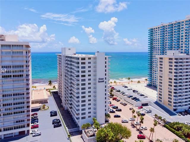 4010 Galt Ocean Dr #515, Fort Lauderdale, FL 33308 (MLS #A10896732) :: The Jack Coden Group