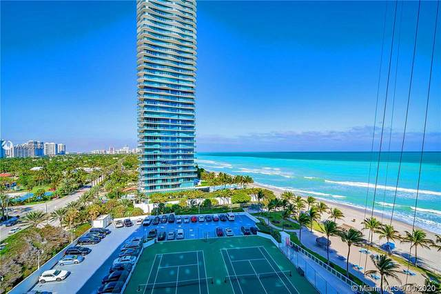 19333 Collins Ave #2803, Sunny Isles Beach, FL 33160 (MLS #A10896783) :: Castelli Real Estate Services