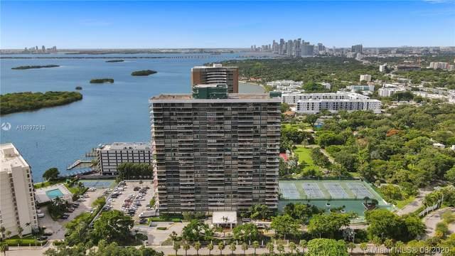 780 NE 69th St #1607, Miami, FL 33138 (MLS #A10897013) :: Berkshire Hathaway HomeServices EWM Realty