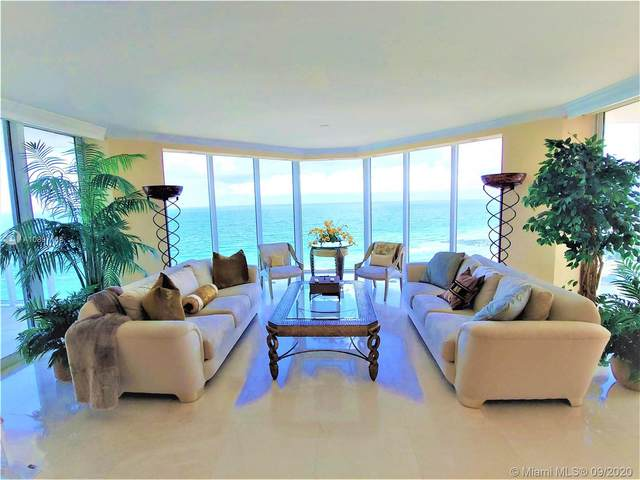 19333 Collins Ave #1908, Sunny Isles Beach, FL 33160 (MLS #A10897166) :: Podium Realty Group Inc
