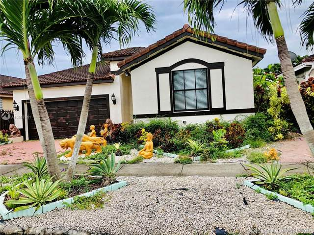 14602 SW 12th Ln, Miami, FL 33184 (MLS #A10897311) :: The Riley Smith Group