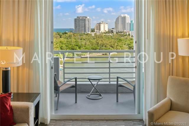 2670 E Sunrise Blvd #1018, Fort Lauderdale, FL 33304 (MLS #A10898738) :: Patty Accorto Team