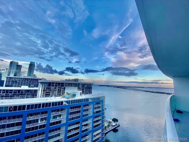 2101 Brickell Ave #2002, Miami, FL 33129 (MLS #A10898845) :: Carole Smith Real Estate Team