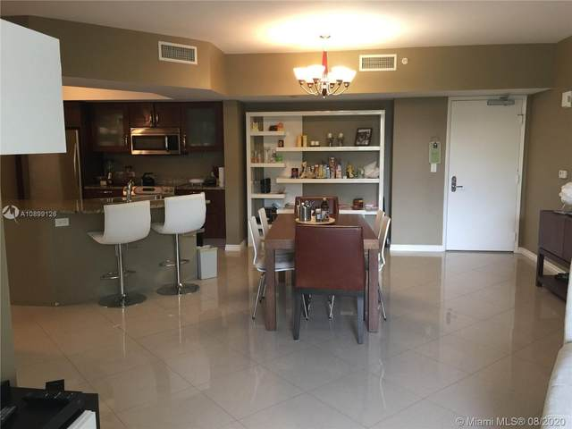 20000 E Country Club Dr #206, Aventura, FL 33180 (MLS #A10899126) :: Ray De Leon with One Sotheby's International Realty
