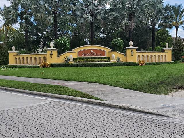 4582 SW 124th Ter, Miramar, FL 33027 (MLS #A10899506) :: Lifestyle International Realty