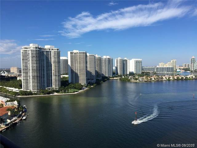301 174th St #2201, Sunny Isles Beach, FL 33160 (MLS #A10899647) :: Ray De Leon with One Sotheby's International Realty