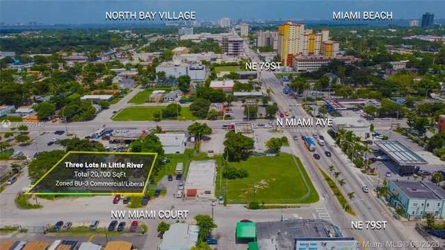 Nw Miami Court, El Portal, FL 33150 (MLS #A10900140) :: Compass FL LLC