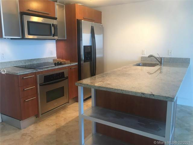 185 SW 7th St #3314, Miami, FL 33130 (MLS #A10900508) :: Search Broward Real Estate Team