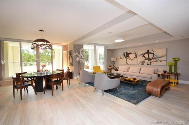 791 Crandon Blvd #206, Key Biscayne, FL 33149 (MLS #A10900632) :: Castelli Real Estate Services