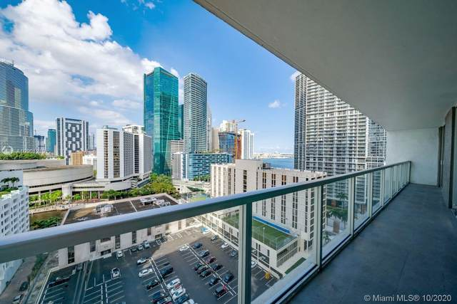 55 SE 6th St #1703, Miami, FL 33131 (MLS #A10901219) :: Ray De Leon with One Sotheby's International Realty