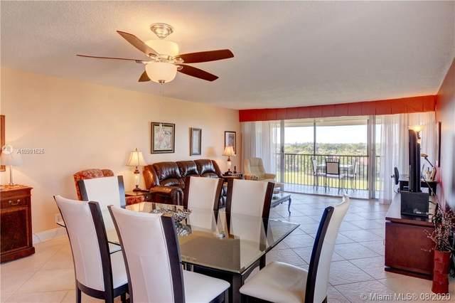 3771 Environ Blvd #755, Lauderhill, FL 33319 (MLS #A10901626) :: Berkshire Hathaway HomeServices EWM Realty