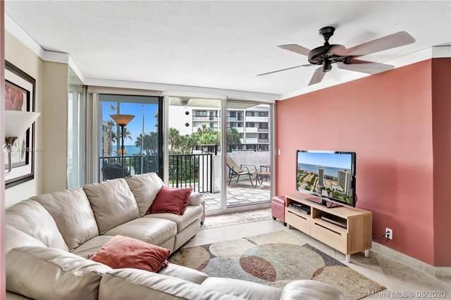 531 N Ocean Blvd #412, Pompano Beach, FL 33062 (MLS #A10901691) :: Patty Accorto Team