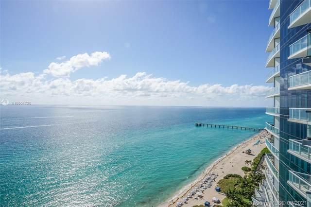 17121 Collins Ave #2206, Sunny Isles Beach, FL 33160 (MLS #A10901720) :: GK Realty Group LLC