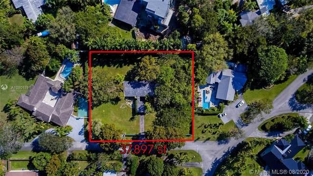 7930 SW 133rd St, Pinecrest, FL 33156 (MLS #A10901761) :: Lifestyle International Realty