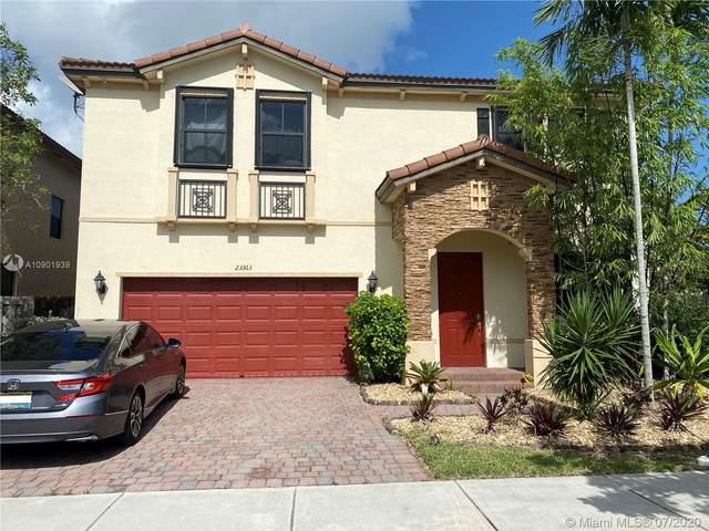 23363 SW 116th Ct, Homestead, FL 33032 (MLS #A10901939) :: Berkshire Hathaway HomeServices EWM Realty