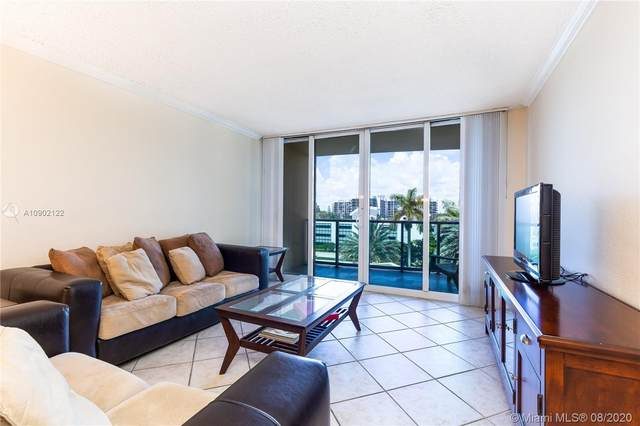 2501 S Ocean Dr #431, Hollywood, FL 33019 (MLS #A10902122) :: Green Realty Properties