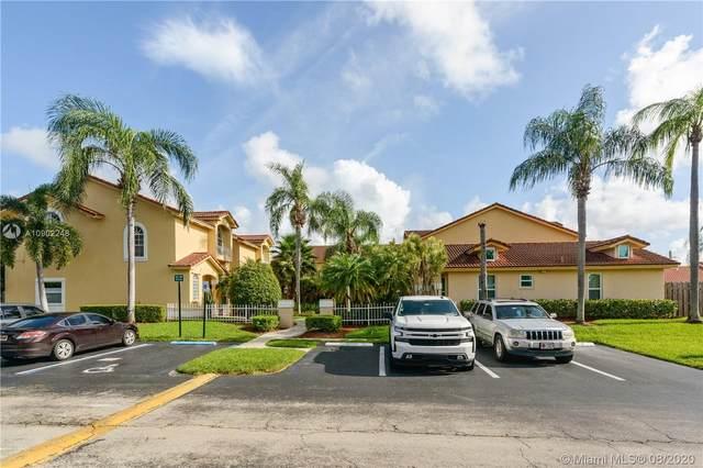 8767 SW 215th Ter #101, Cutler Bay, FL 33189 (MLS #A10902248) :: Berkshire Hathaway HomeServices EWM Realty