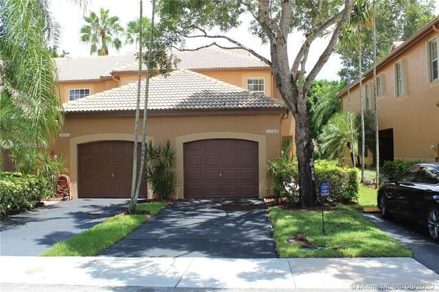1588 Veracruz Ln #1588, Weston, FL 33327 (MLS #A10902330) :: Green Realty Properties