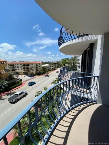 8877 Collins Ave #405, Surfside, FL 33154 (MLS #A10902470) :: Prestige Realty Group