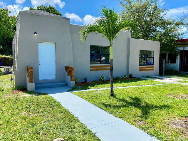 5612 NW 11th Ave, Miami, FL 33127 (MLS #A10902560) :: Carole Smith Real Estate Team