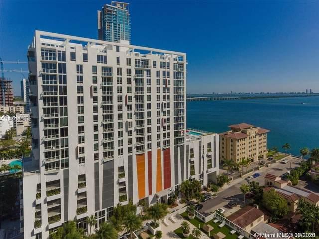 601 NE 27th St #1102, Miami, FL 33137 (MLS #A10902662) :: Castelli Real Estate Services
