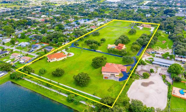 4190 SW 75th Cir E, Davie, FL 33314 (MLS #A10902706) :: The Riley Smith Group