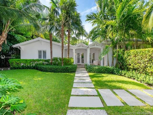 310 W Enid Dr, Key Biscayne, FL 33149 (MLS #A10902768) :: Miami Villa Group