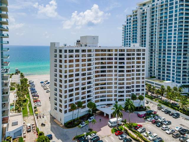 3505 S Ocean Dr #1203, Hollywood, FL 33019 (MLS #A10903222) :: Re/Max PowerPro Realty