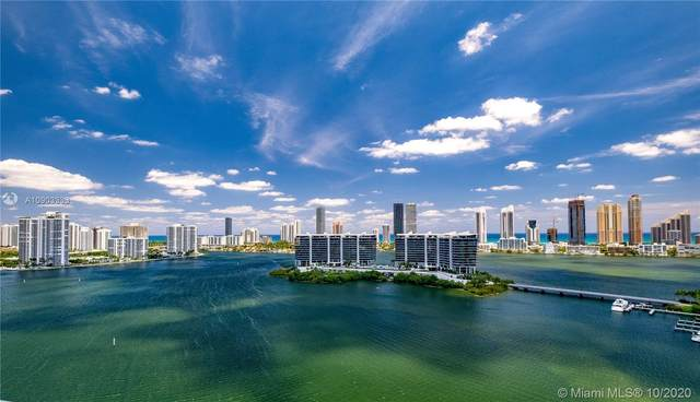 5500 Island Estates Dr 504N, Aventura, FL 33160 (MLS #A10903333) :: Ray De Leon with One Sotheby's International Realty