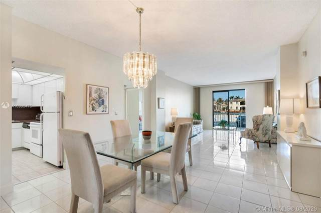 1500 S Ocean Dr 1E, Hollywood, FL 33019 (MLS #A10903473) :: Green Realty Properties