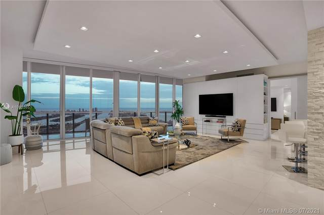 1100 Biscayne Blvd 5604/5603, Miami, FL 33132 (MLS #A10903651) :: Green Realty Properties