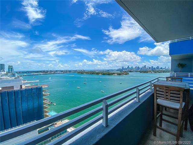 1330 West Ave #2206, Miami Beach, FL 33139 (MLS #A10903739) :: The Pearl Realty Group