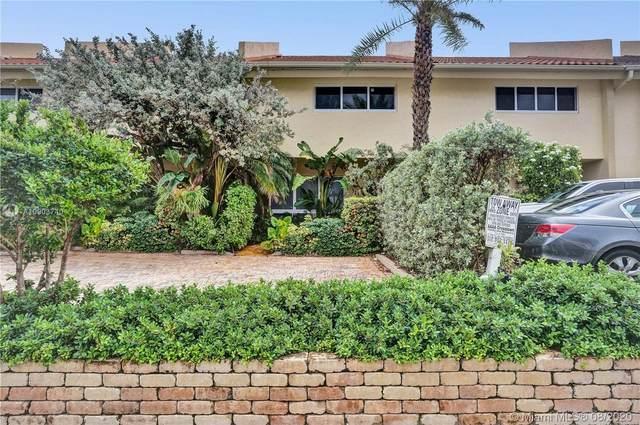 313 Oregon St -, Hollywood, FL 33019 (MLS #A10903740) :: Berkshire Hathaway HomeServices EWM Realty