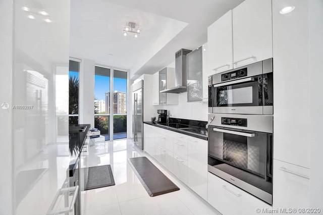 4100 Island Blvd #703, Aventura, FL 33160 (MLS #A10903997) :: Berkshire Hathaway HomeServices EWM Realty