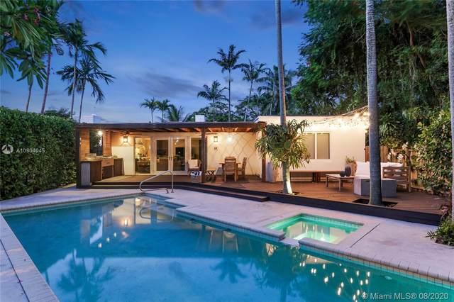 434 SW 30th Rd, Miami, FL 33129 (MLS #A10904045) :: Berkshire Hathaway HomeServices EWM Realty