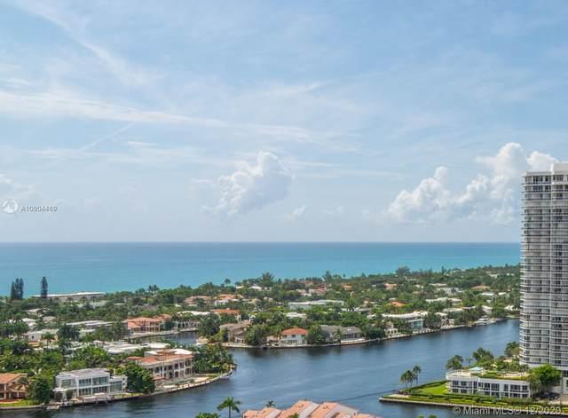 21055 Yacht Club Dr #2405, Aventura, FL 33180 (MLS #A10904469) :: ONE Sotheby's International Realty