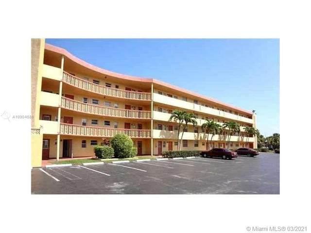 445 NE 195th St #229, Miami, FL 33179 (MLS #A10904588) :: The Riley Smith Group