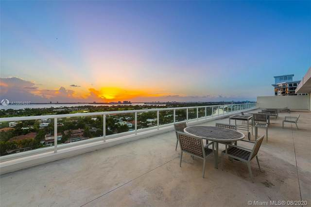 5600 Collins Ave Ph-C/D, Miami Beach, FL 33140 (#A10904597) :: Posh Properties
