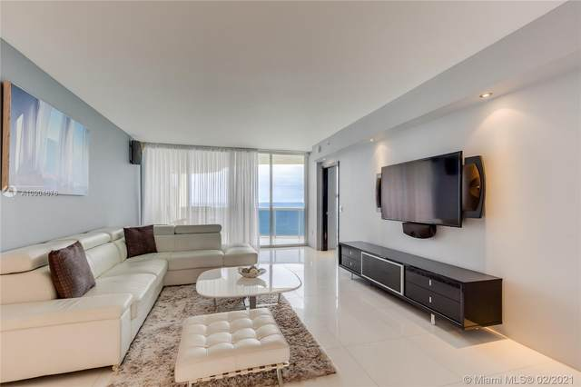 17555 Collins Ave #2702, Sunny Isles Beach, FL 33160 (MLS #A10904676) :: Green Realty Properties