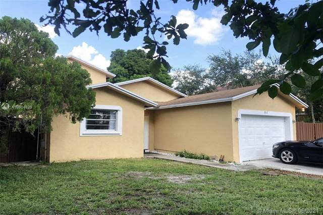 2612 N 24th Ave, Hollywood, FL 33020 (MLS #A10904829) :: The Howland Group
