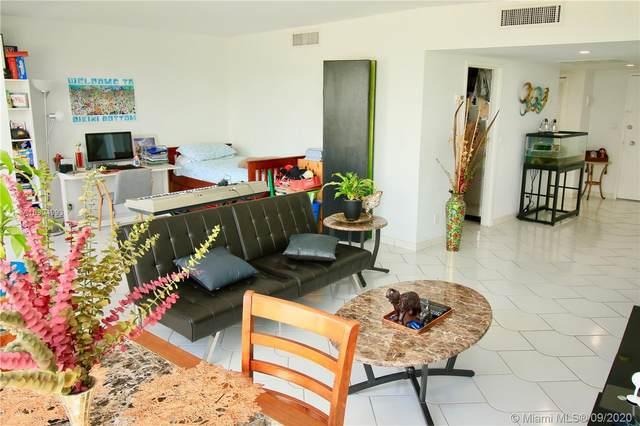 900 Bay Dr #311, Miami Beach, FL 33141 (MLS #A10904993) :: KBiscayne Realty
