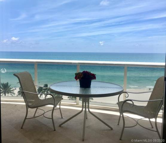 17555 Collins Ave #1001, Sunny Isles Beach, FL 33160 (MLS #A10905178) :: Green Realty Properties