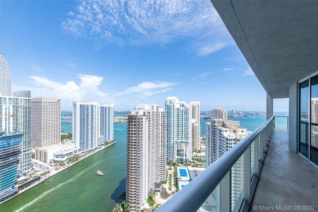 495 Brickell Ave #3802, Miami, FL 33131 (MLS #A10905283) :: Re/Max PowerPro Realty