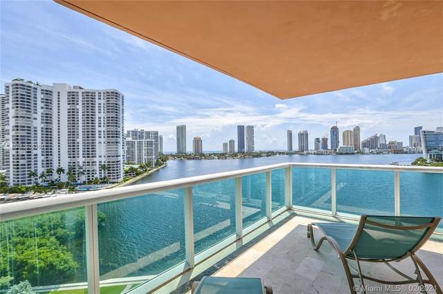 3370 Hidden Bay Dr #1103, Aventura, FL 33180 (MLS #A10905351) :: Green Realty Properties