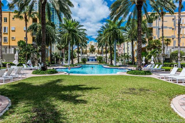 100 Meridian Ave #244, Miami Beach, FL 33139 (MLS #A10905373) :: Ray De Leon with One Sotheby's International Realty