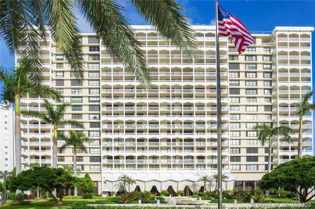 9801 Collins Ave 18V, Bal Harbour, FL 33154 (MLS #A10905441) :: Castelli Real Estate Services